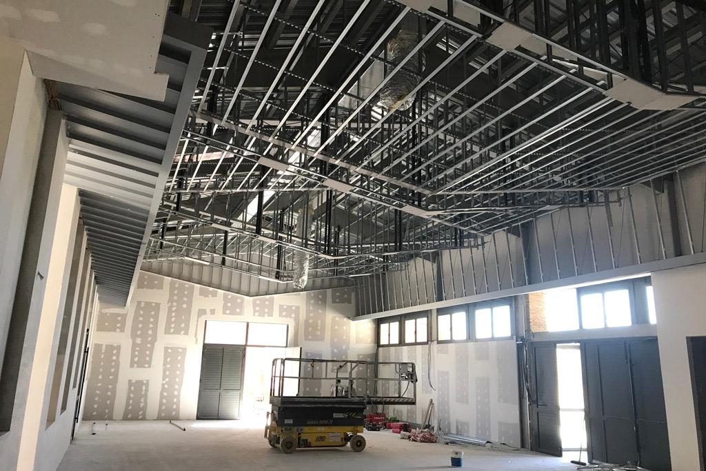 Edificacion Local Cultural Separata IX Fonz Paobal Constructora