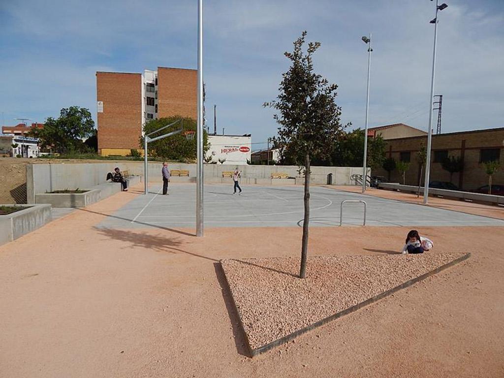 Parque La Carrasca Monzon Paobal Constructora