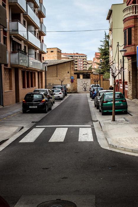 Calle Muret Monzon Paobal Constructora