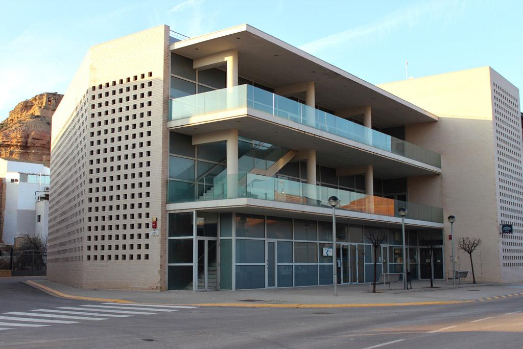 Construccion Edificio Multifuncional Aitona Paobal Constructora